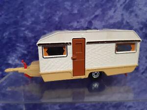 Matchbox 1978 Super Kings Superkings Europa Caravan 1/43 Loose