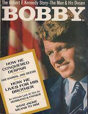 Bobby Magazine 1968 Bobby Kennedy 082617nonjhe