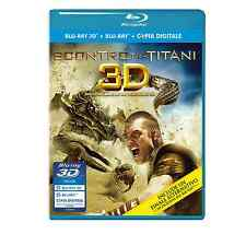 Scontro tra Titani 3D (Blu-Ray 3D + Blu-Ray Disc + Copia Digitale)
