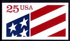 Scott #2475 25-Cent Plastic Flag Self-Adhesive ATM Single - MNH