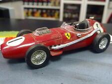 Brumm Ferrari D246 1958 1:43 #1 Peter Collins winner GP Great Britain