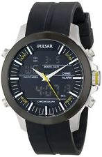 Pulsar Quartz (Battery) Adult Digital Wristwatches