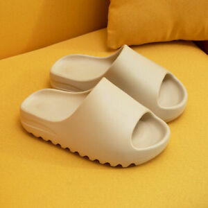 2021 Summer Slides Slippers Sandals Flip Flops Breathable Women Men Beach