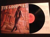 Tim Goodman - Footsteps - 1981 Vinyl 12'' Lp./ VG+/ Prog Rock AOR