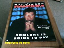 Ransom (Mel Gibson) FILM POSTER A2