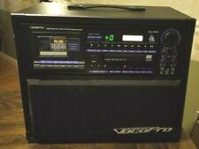 Vocopro Bravo Ii Karaoke System 160W Digital Key Control Cd/ Cdc/ Cassette