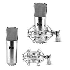 ISK BM-800 Large Diaphragm Studio Condenser Microphone Recording Broadcast Music