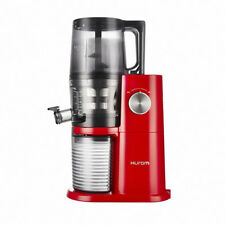 Hurom Wonder Premium H-AI Slow Juicer Squeezer Fresh Fruit Juice Red color