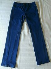 Calvin Klein Skinny Crop Stretch Royal Blue Jeans (26/2P)
