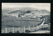 Wales Montgomeryshire MACHYNLLETH General c1900s? PPC E Jones Londonderry House