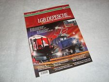 LGB DEPESCHE MAGAZINE 2005 NUMBER 122 GERMAN TEXT ONLY BRAND NEW CONDITION!