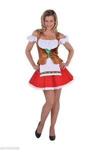 Dirndel Dirndl Trachten Trachtenkleid Bayern Kleid Kostüm Damen Trachtenkostüm