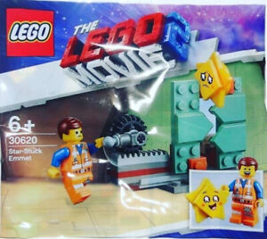 Lego The Movie 2.  Star-Stuck Emmet 30620 Polybag BNIP