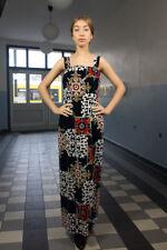 Damenkleid Samtkleid Trägerkleid Kleid 70er True VINTAGE 70s women dress velvet