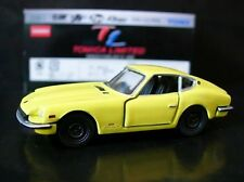 TOMICA LIMITED TL 0051 NISSAN FAIRLADY Z 432 1/60 TOMY 51 Diecast Car yellow