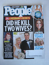 People V82N15 - Did He Kill Two Wives? True Crime - 15-December-2014