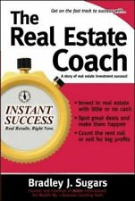 The Real Estate Coach (Instant Success Series) by Sugars, Bradley Paperback The