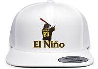 Fernando Tatis Jr San Diego Padres El Nino Snapback Hat