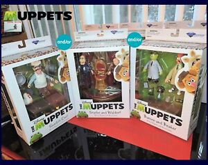 Diamond Select Toys The Muppets Best Of Series 2 Figure 2-Pack Sets NEW STOCK
