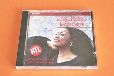 """CD JESSYE NORMAN """"RÉCITAL SACRÉ"""" COMPILATION 18 TITRES / PHILIPS 1990, T.B. ETAT"""