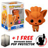 FUNKO POP VINYL POKEMON VULPIX FLOCKED #580 SDCC 2020 EXCLUSIVE