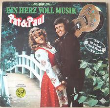 Pat & Paul ein Herz voll Musik LP Vinyl