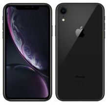 "Apple MRY92B/A iPhone XR 4G 6.1"" teléfono inteligente 128GB Negro Desbloqueado Sin SIM {} C"