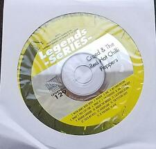 LEGENDS KARAOKE CDG CREED & RED HOT CHILLI PEPPERS ALTERNATIVE 129 - 15 SONGS