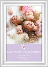 Anker A4 Certificate Photo Picture Frame Silver Style a