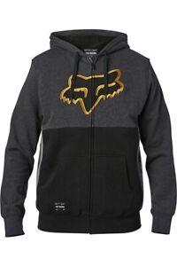 Fox Racing Rebound Sherpa Fleece Hoodie Men's Full zip