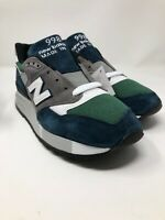 New Balance M998NL - Teal/Navy - Size 6.5 Men - Brand New With Box