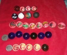 27 Larger Glass Marbles