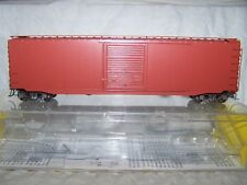 Kadee HO 50' PS-1 Boxcar Undecorated(Red Oxide)