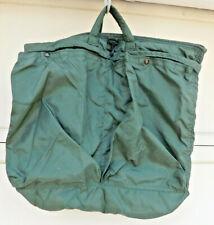 Helmet Bag US Military Olive Drab OD Unicor Used