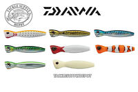 Daiwa Mebachi Popper Topwater Sinking Striper Bass Bluefish 6.3in 3oz Pick