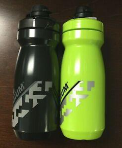 (2) NEW Camelbak 21 oz. Podium Dirt Series Cycling Water Bottles