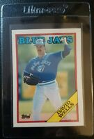 1988 TOPPS TRADED #128T DAVID WELLS ROOKIE CARD RC TORONTO BLUE JAYS MINT