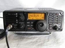 U4292 Used ICOM IC-7200  HF Thru 6 Meter 100 watt Transceiver for Ham Radio