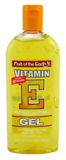 (3 Pack) Fruit Of The Earth Vitamin-E Gel 12 Ounce