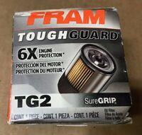 FRAM TG2 Tough Guard Engine Oil Filter  SHELFPULL
