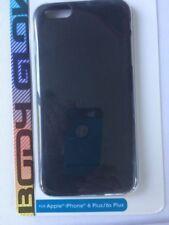 Body Glove Gel Case for Apple iPhone 6 Plus/6s Plus, BLACK, NIP & FREE SHIPPING!