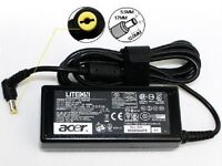 ACER ASPIRE 5536 5310 5315 5330 5735 LAPTOP ADAPTER CHARGER 19V 3.4A 65W NEW UK
