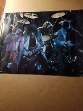 Queen On Stage Poster 1980