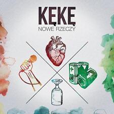 KE KE - NOWE RZECZY - CD, 2015