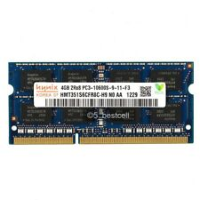 New Hynix 4GB PC3-10600 DDR3 1333MHz PC10600 204pin CL9 Sodimm Laptop Memory Ram