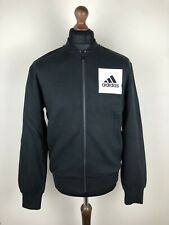SAMPLE Adidas Essentials Bomber Jacket Track Top Size Medium