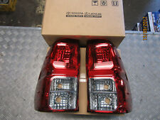 TOYOTA HILUX TAIL LIGHTS GENUINE PAIR 2015-2017 REAR LAMP RIGHT HAND AND LEFT