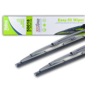 "NEW 18"" PAIR OF OEM WIPER BLADES FITS PLYMOUTH FURY TRAILDUSTER VIP 61610028137"