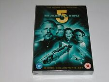 BABYLON 5 Movie Collection DVD NEW SEALED Thirdspace/River Of Souls/Call To Arms