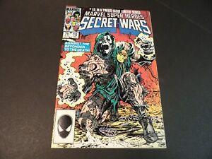 Secret Wars #10 - Marvel Feb 1985 - High Grade (NM) - unread
